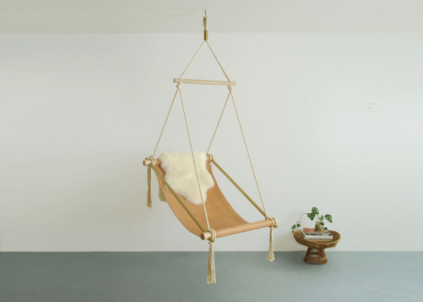 Ovis Chair - we featured the stationary version here.