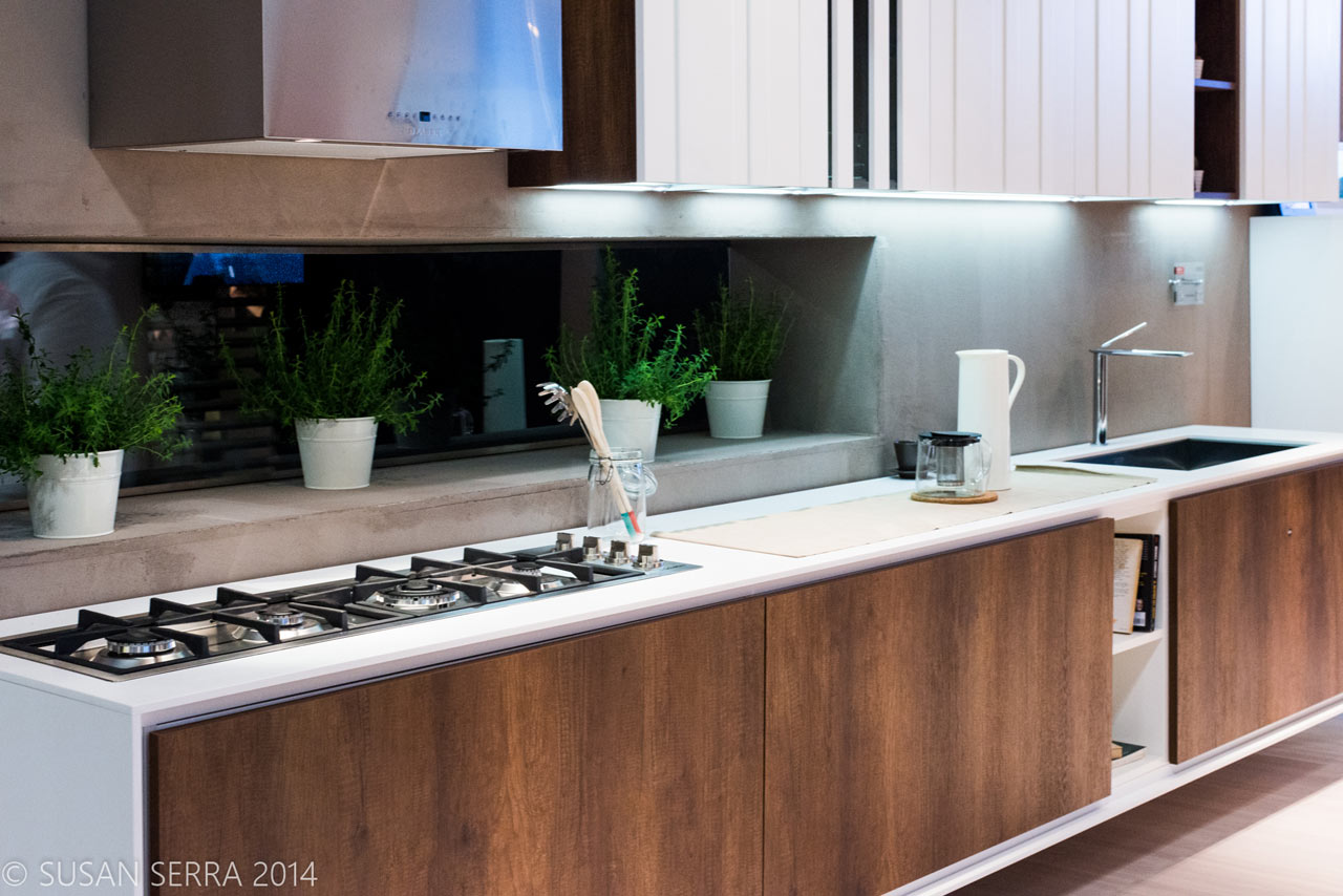 Kitchens 2014 Trends current kitchen interior design trends - design milk
