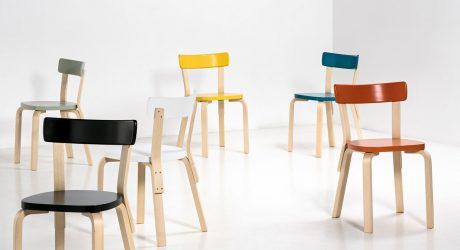 Artek Paimio Chair 69 Giveaway