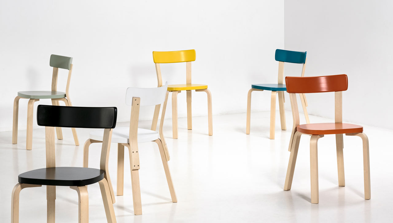 Artek Dress The Chair : Artek paimio chair giveaway design milk