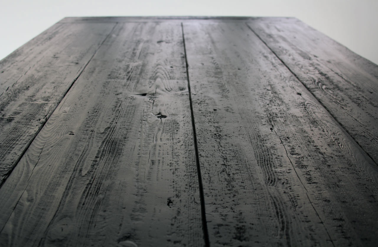 restoration-hardware-black-farmhouse-table-detail