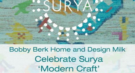 Celebrate Surya's 'Modern Craft' ICFF Debut with Bobby Berk Home