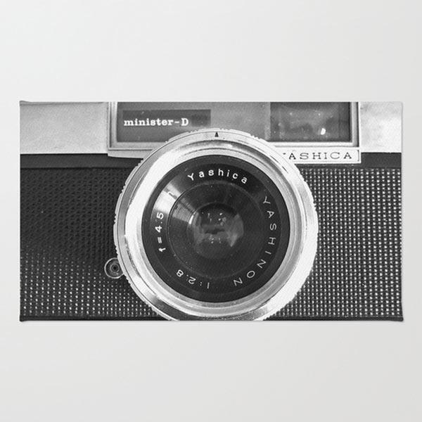 vintage-camera-rug-society6