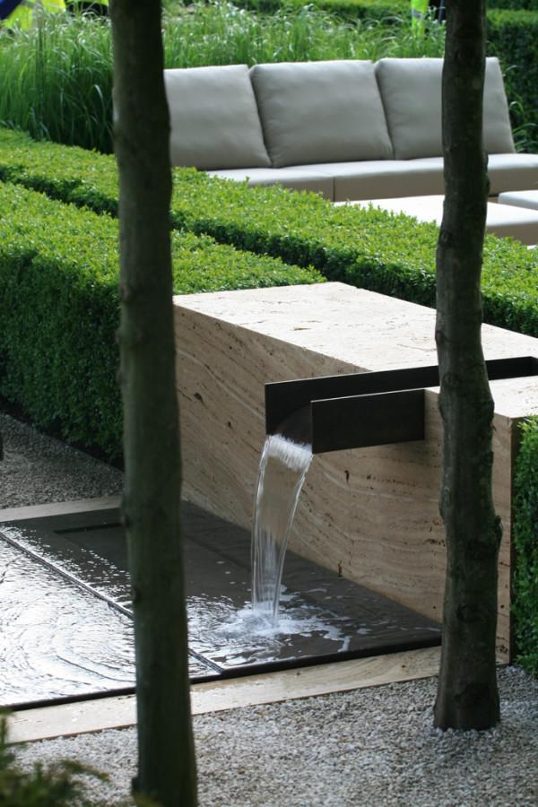 Landscape Design Ideas Modern Garden Water Features Design Milk