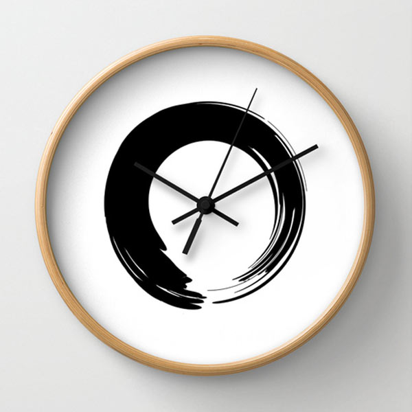 zen-circle-wall-clock