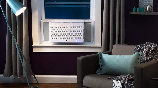 Cooler and Definitely Smarter: Quirky + GE Aros Air Conditioner in technology main  Category