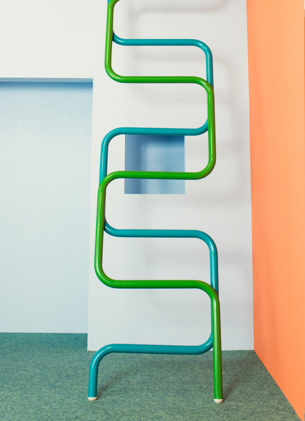 Colorful, Modern Interior Ladders for Kids in main interior design home furnishings  Category