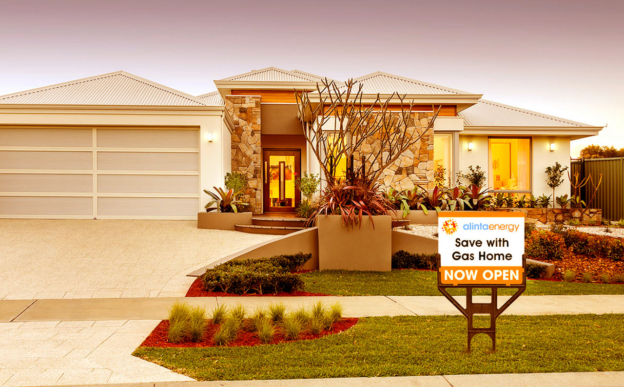 The Alinta Energy House Shows You How to Save Energy Now