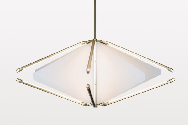 Bec Brittains New Modern Geometric Lighting in main home furnishings  Category