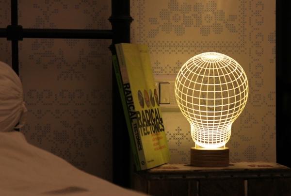 Bulbing lamp studio cheha 5