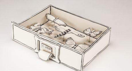 Mind Blowing Porcelain Art by Katharine Morling