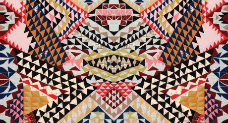 Patterned Floor Mats by Domestic Construction