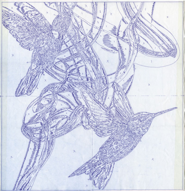 Decon-The-Rug-Company-McQueen-Hummingbird-2-sketch