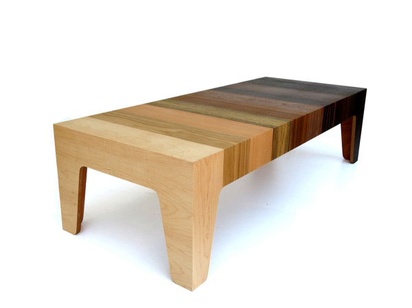 Gradient Coffee Table By Eli Chissick Design Milk
