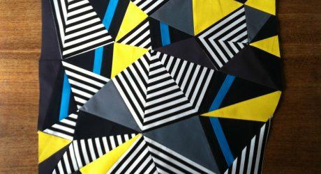 Quilts Made of Code by Elizabeth Elliott