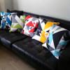 Elizabeth Elliott  quilt Playground_Cushions_1