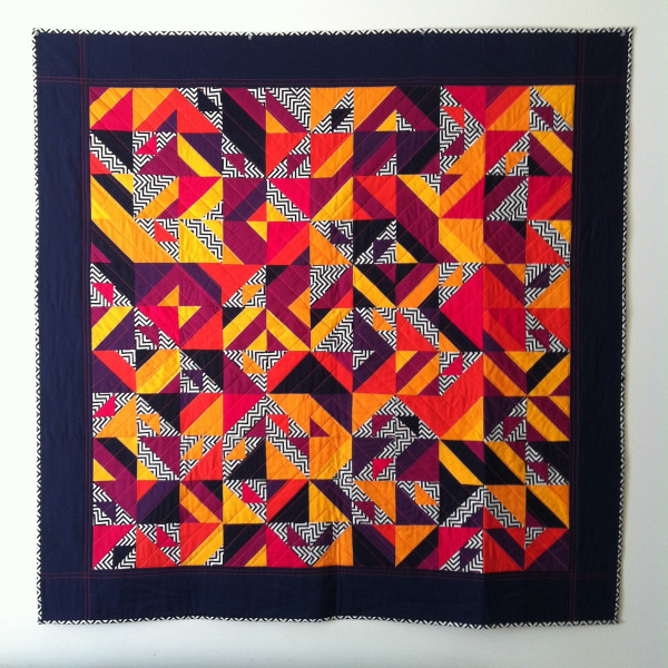 Quilts Made of Code by Elizabeth Elliott in main home furnishings  Category