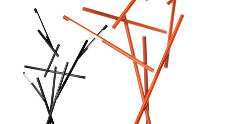 Tuareg: Architectural Branch-Like Lamps from Foscarini
