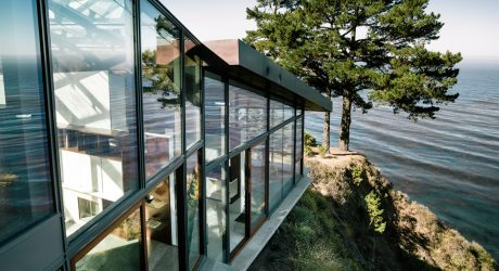 A Big Sur House Overlooking the Pacific Ocean