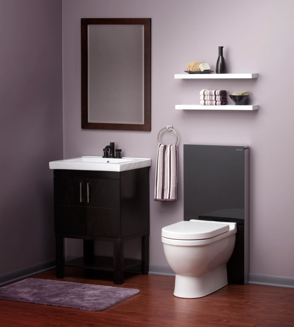Geberit Monolith Powder Room Part 75