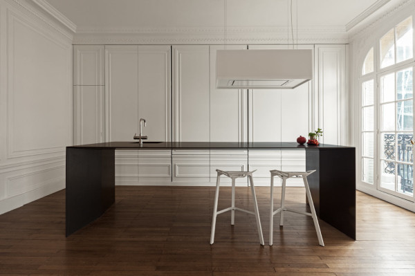 Invisible Kitchen By I Interior Architects Design Milk - Kitchen architects