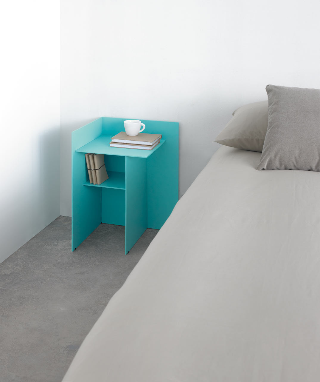 Judd Side Tables by Nathan Yong for Punt