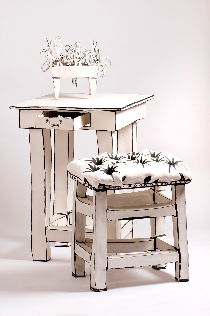 KATHARINE-MORLING-Table_and_Stool300