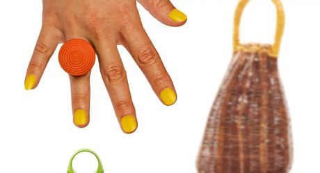 3D Printed Rings Inspired by a Brazilian Instrument