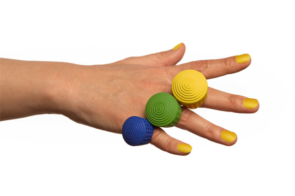 3D Printed Rings Inspired by a Brazilian Instrument in technology style fashion main  Category