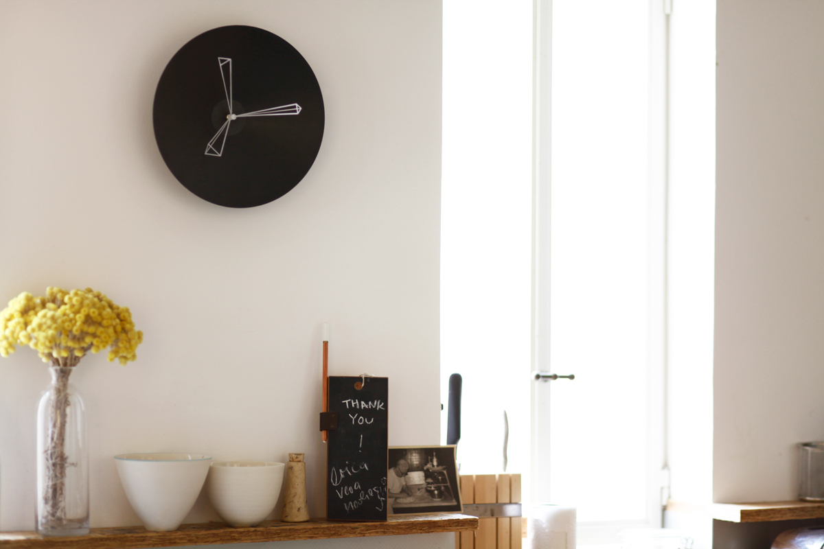 Kickstarter@MoMAStore-Perspective Clock