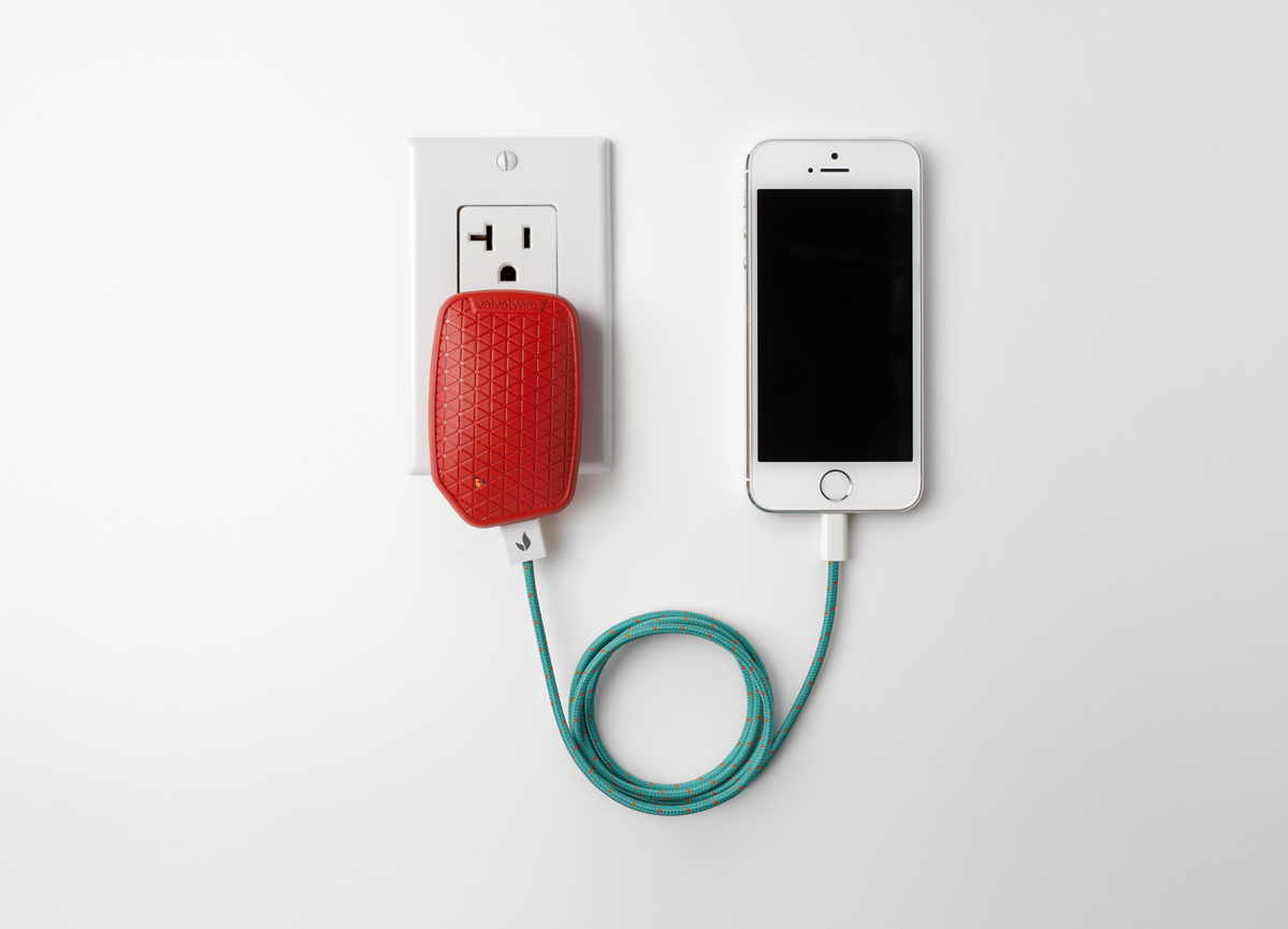 Kickstarter@MoMAStore-PowerSlayer Phone Charger