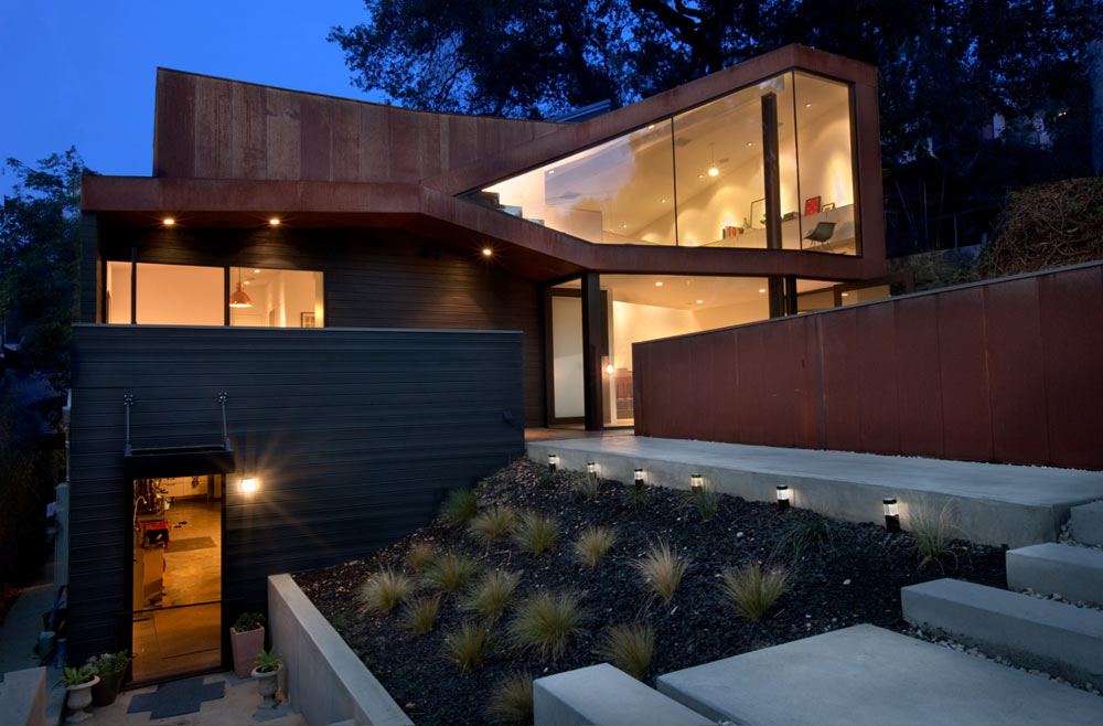 Manifold House by ANX / Aaron Neubert Architects