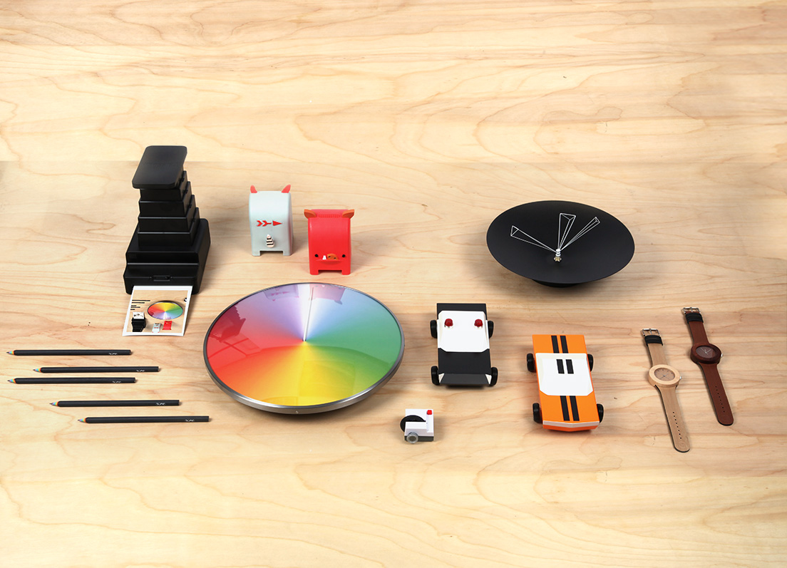 MoMAStore X Kickstarter: A Collection of Crowd-Sourced Design