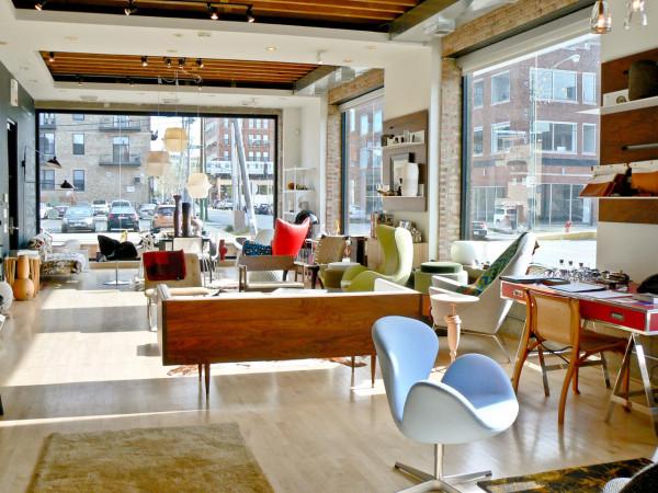 A visit to morlen sinoway atelier design milk for Interior design staffing agency chicago