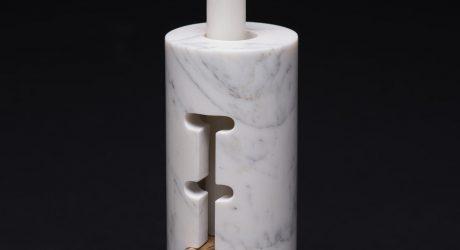 Odnosvechnik: An Adjustable Candle Holder