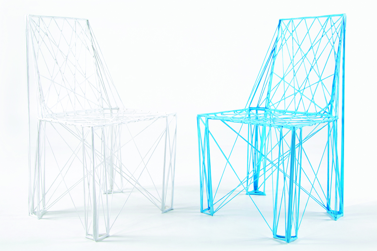 NODO Chair: A Metaphor for the Lightness of Being