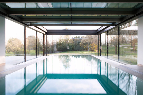 A Private Residence in Henley on Thames in main architecture  Category