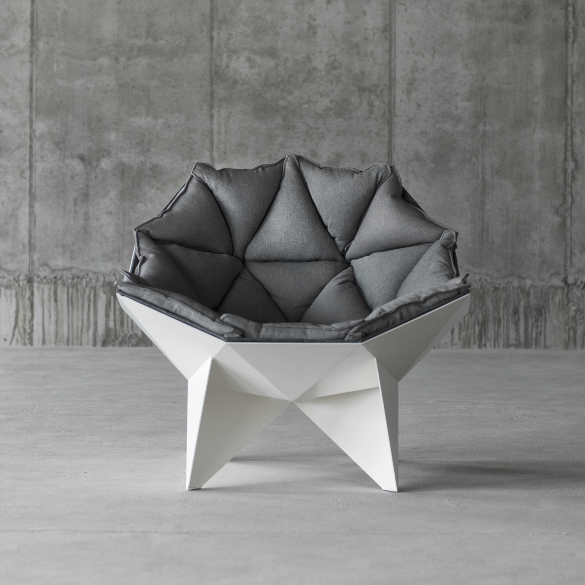 Q1 Lounge Chair by ODESD2-3