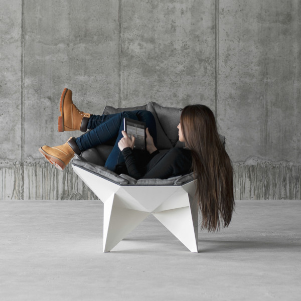 Q1 Lounge Chair by ODESD2-8