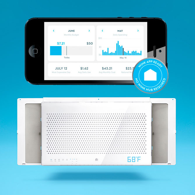 Cooler and Definitely Smarter: Quirky + GE Aros Air Conditioner