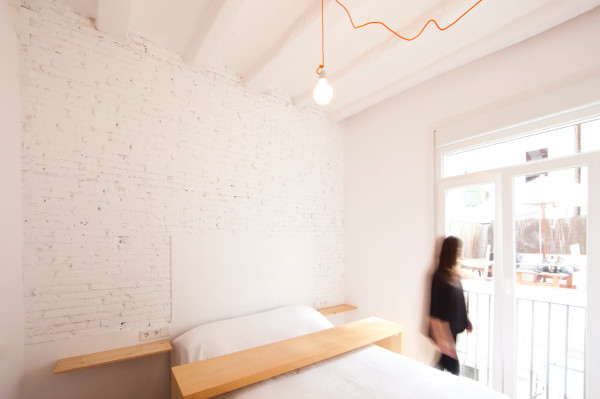 A Barcelona Apartment Gets a Renovation in main interior design architecture  Category