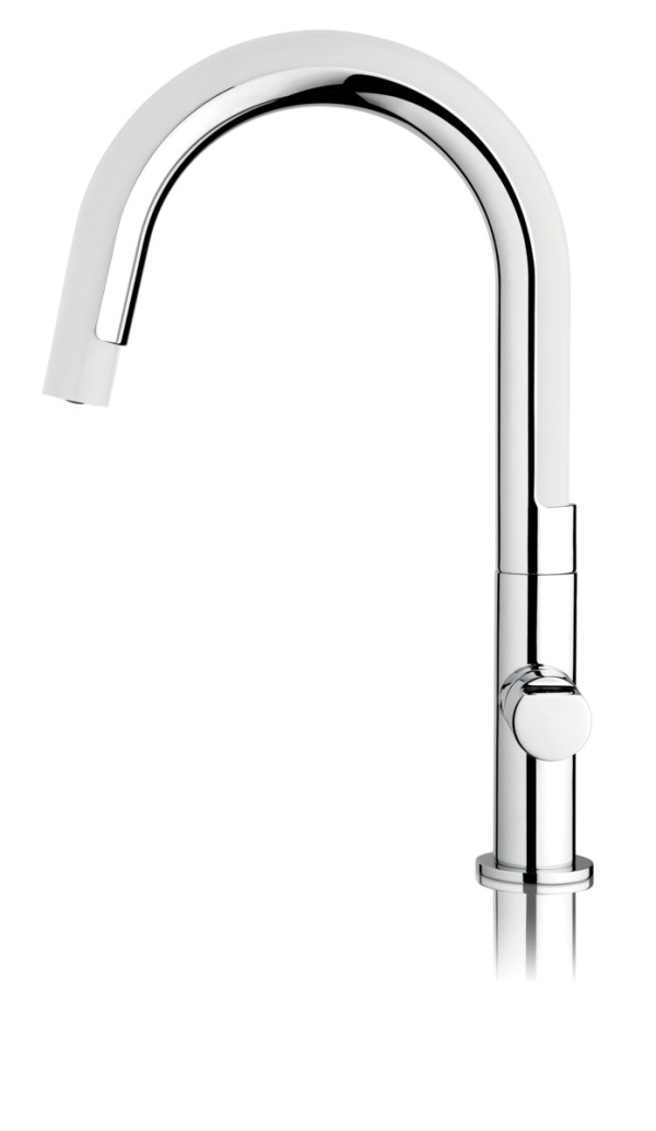 Flexible Silicone Kitchen Faucet Moves 360 Degrees in main home furnishings  Category