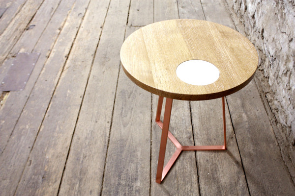 St. Charles Side Table