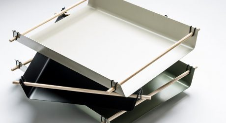 TRAY by Christina Liljenberg Halstrøm for Design Nation