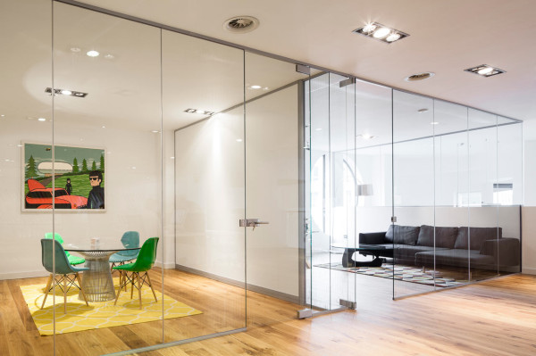 An Eclectic Dublin Office Space with Plenty of Verve in main interior design  Category