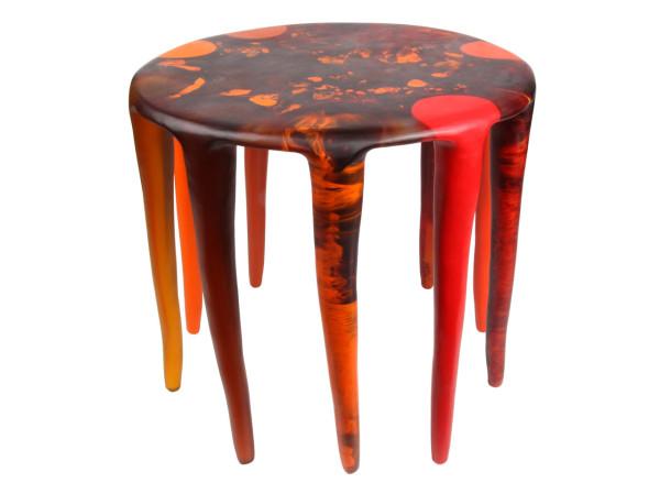 Liquid Moon Side Table