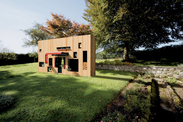 Walden: A Place to Live and Work Outdoors in main architecture  Category