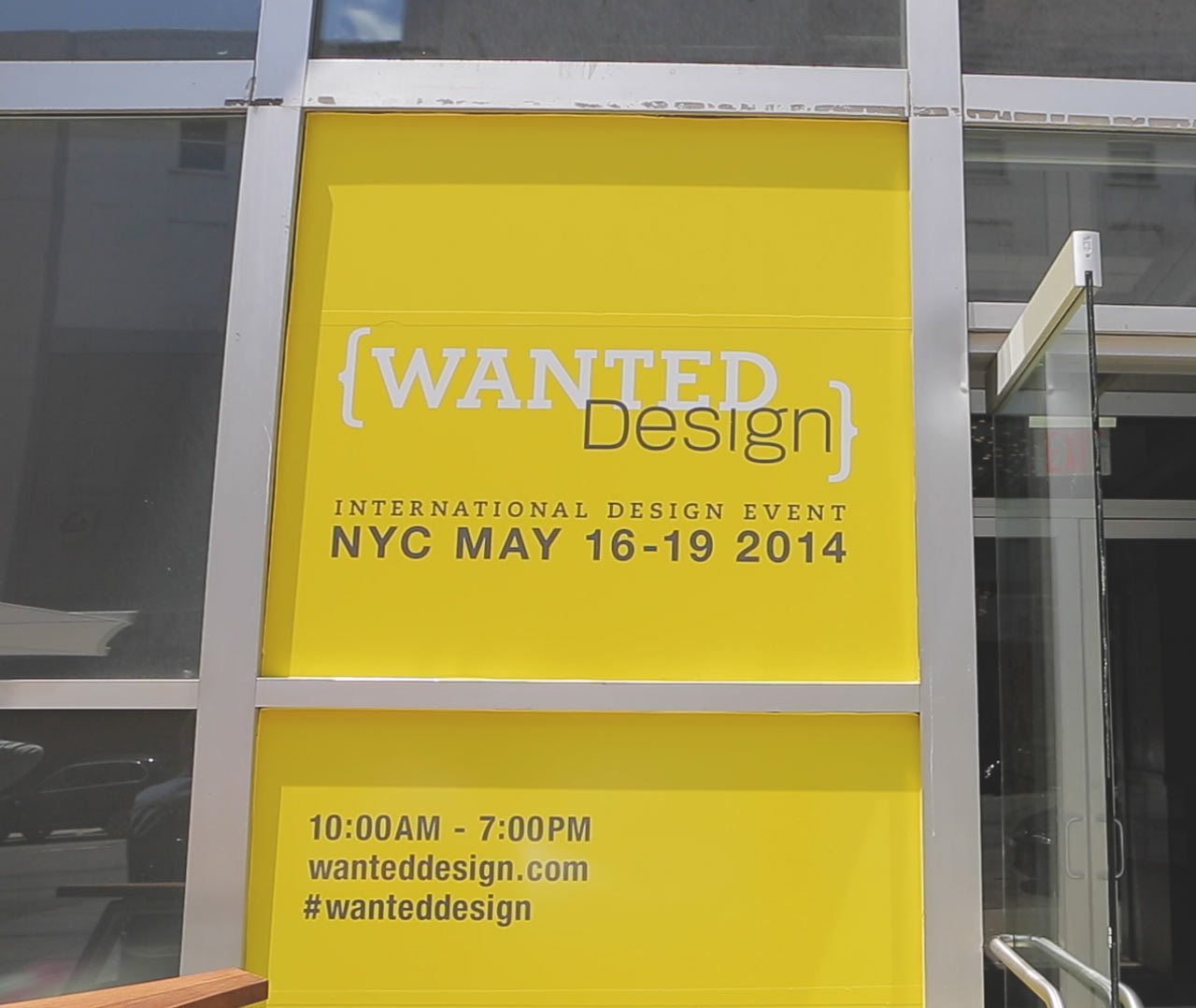 A Look at WantedDesign 2014
