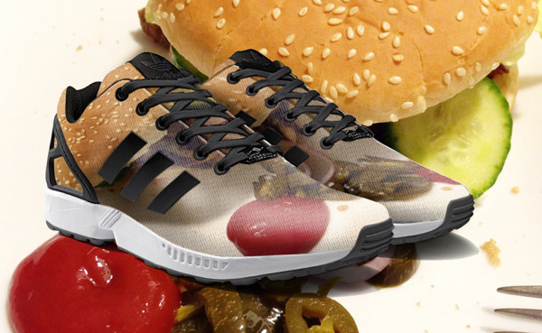 Coming Soon: Custom Instagram Printed adidas Sneakers in technology style fashion main  Category