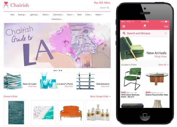 chairish-and-app